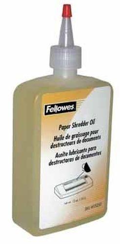olie voor papiervernietiger