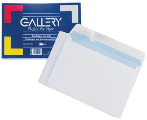 Gallery enveloppen 114x162mm met stripsl