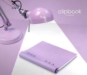 023623-Clipbook-Classic-Pastels-A5-Orchid