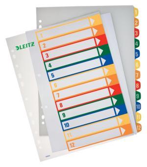 Leitz PC printbare Project Indexen12 tab
