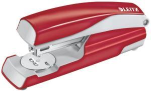 Leitz nietjes machine - rood 5502