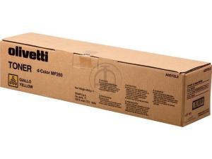 Olivetti toner cartridge geel MF250-B0728 19000 pagina's