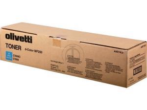 Olivetti toner cartridge cyan Olivetti MF250-B0730 19000 pagina's