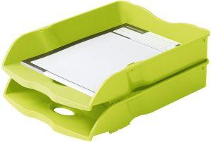Han Re-Loop brievenbak, geschikt voor ft A4/C4, limoen