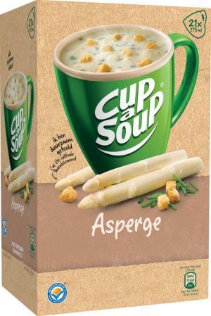 Knorr Soep asperges + korstjes - pak van