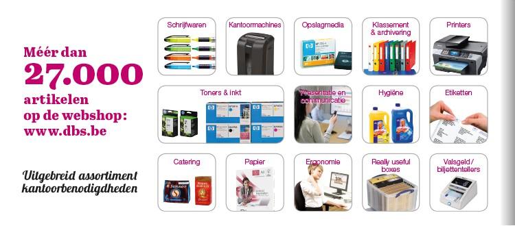 DBS webshop