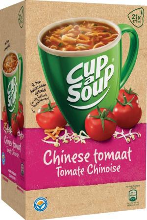 Cup A Soup soep chinees en tomaat 20 x 1