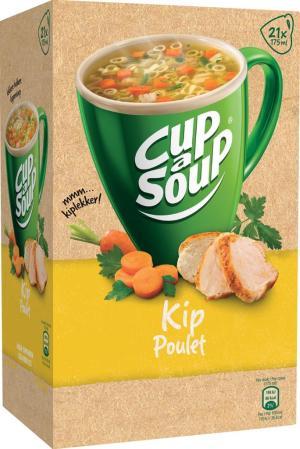 Cup A Soup soep kip 20 x 175gram