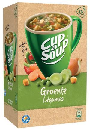 Cup A Soup soep groenten 20 x 175gram