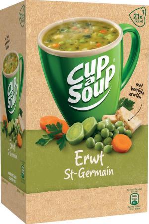 Cup A Soup soep erwten 20 x 175gram
