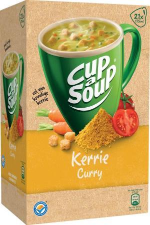 Cup A Soup soep kerrie 20 x 175gram