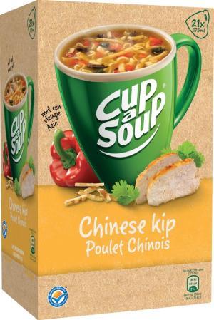 Cup A Soup soep chinees en kip 20 x175gr
