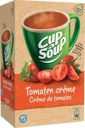 Cup A Soup soep tomatencrème 20 x 175gra