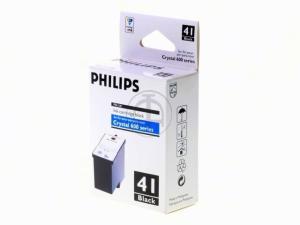 Philips ink cartridge zwart voor PFA 541 (41) 14ml 500 pagina's