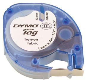Dymo Letratag tape LT-iron-on 12 mmx 4 m