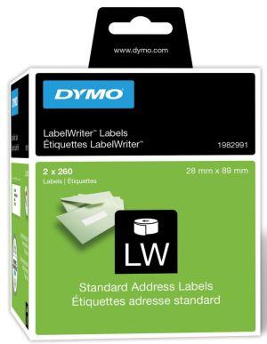 Dymo duurzame etiketten LabelWriter28 x
