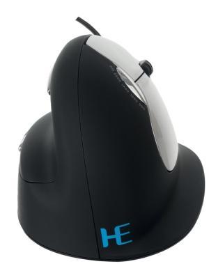 R-Go HE ergonomische muis, medium,rechts