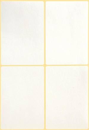 Avery Zweckform 3330 universele etiketten ft 80 x 54 mm (b x h), 112 etiketten, wit