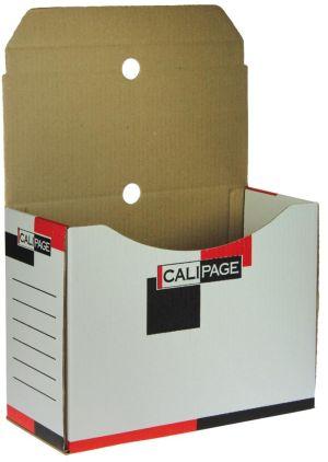 Calipage archiefdoos, rug van 15 cm