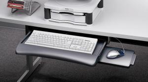 Fellowes Underdesk keyboard manager- toe