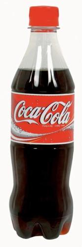 Coca-cola pak van 24 plastiek flesjes va