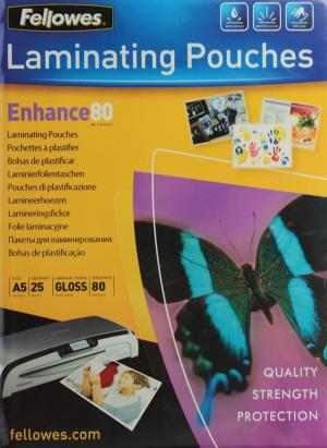 Fellowes lamineerhoezen A4 250 µ (100)