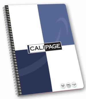 Calipage Spiraalschrift, 100 blz, 17 x 2