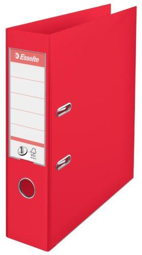 Esselte ordner met hefboom A4 75 -rood (