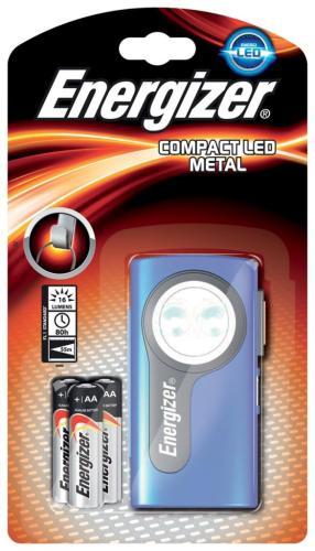 Energizer zaklamp Compact led metal