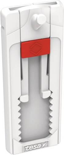 Tesa Klevende Spijker voor Tegels en Metaal, verstelbaar, draagvermogen 3 kg, blister van 2 stuks