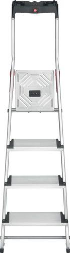 Hailo trapladder Comfortline L80, 4 treden