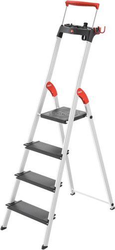 Hailo ladder Topline L100, 4 treden