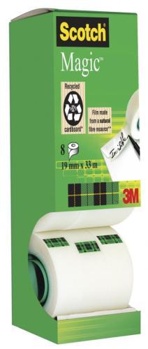 Scotch toren plakband Magic™ Tape 19 mm