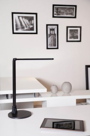 Maul luminaire LED MAULstream, noir