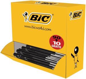 Bic M10 M value pack - zwart 90+10