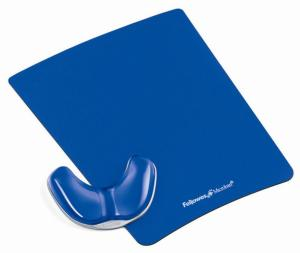 Fellowes handpalmsteun Crystals™ blauw