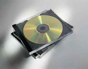 Fellowes set 5 CD Jewel Case 2 CD's