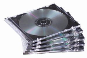 Fellowes 25 Slimline jewel case