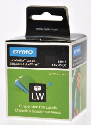Dymo etiketten 50 x 12 mm, op rol LabelW