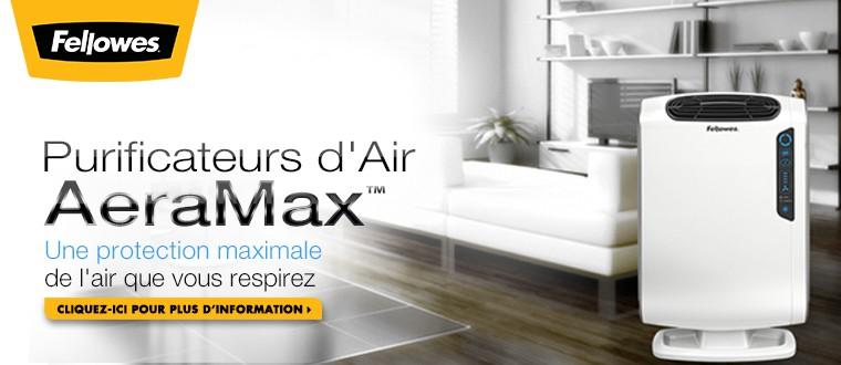 Fellowes purificateur d'air AeraMax