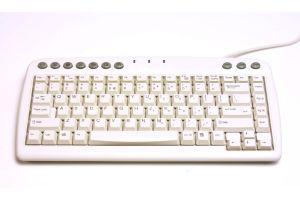 Bakker Elkhuizen keyboard Q-board USB/PS