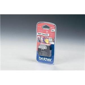 Brother P-Touch Easy 12 mm zwart/wit