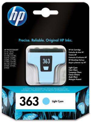 HP ink cartridge C8774EE HP 363 light cy