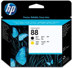 HP printkop C9381A HP 88 zwart-geelvoor