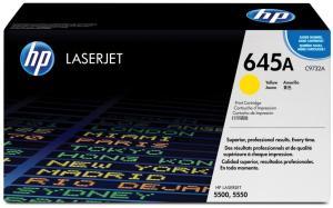 HP toner 645A C9732A geel, 12.000 pag