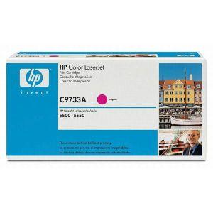 HP Tonercartridge magenta 645A - 12000 pagina's - C9733A