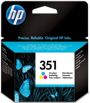 HP ink cartridge CB337EE HP 351 drie kle