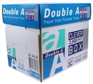 Double A papier wit A4 80g - 2500 vel