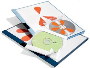 Durable CD-hoes CD Fix, 10 x