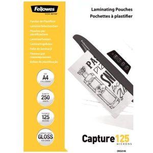 Fellowes lamineerhoezen A4 125 micron (250)
